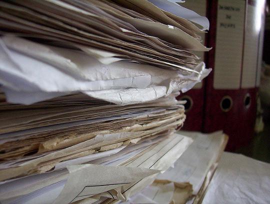 Reciclagem papel